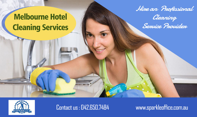 Melbourne School cleaning services