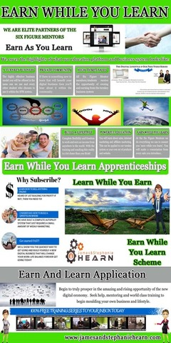 Earn While You Learn Apprenticeships