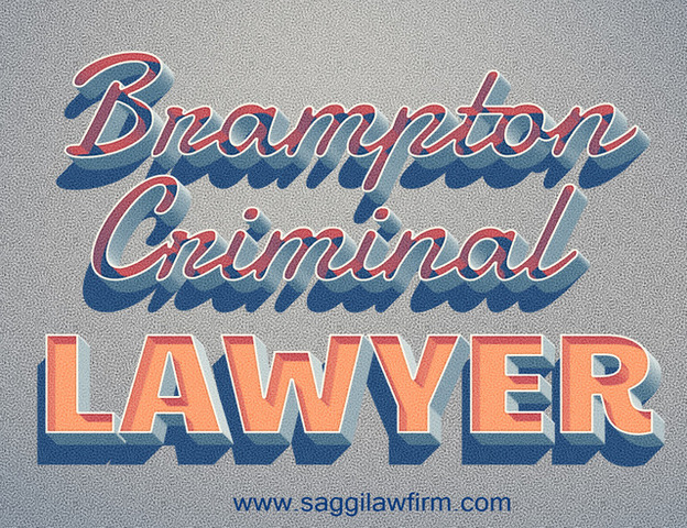 Brampton Criminal Lawyer