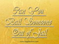 Can You Bail Someone Out of Jail