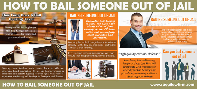 How to Bail Someone Out of Jail