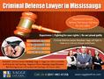 Criminal Defense Lawyer in Mississauga