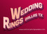 Wedding Rings Dallas TX