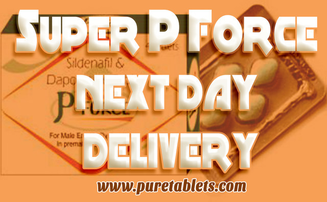 Super P Force Next Day Delivery