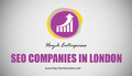 SEO Companies in London
