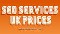 SEO Services UK Prices