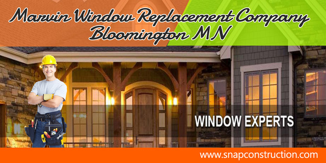 Marvin Window Replacement Company Bloomington MN