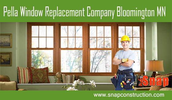 Pella Window Replacement Company Bloomington MN