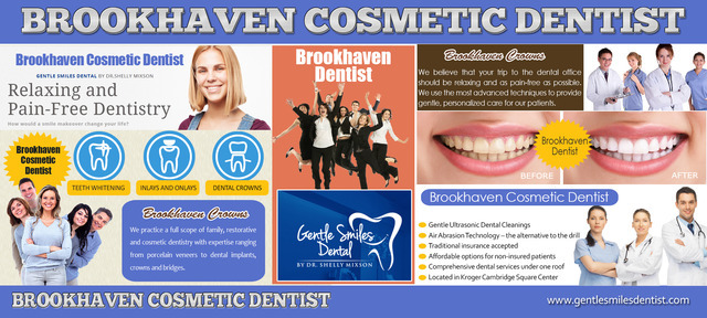 Brookhaven Cosmetic Dentist