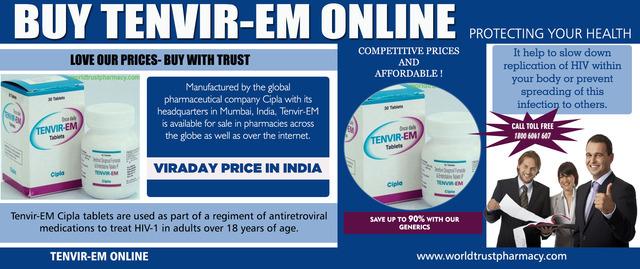 Buy Tenvir-em Online