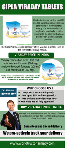 Cipla Viraday Tablets
