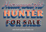 Heavyweight Hunter For Sale