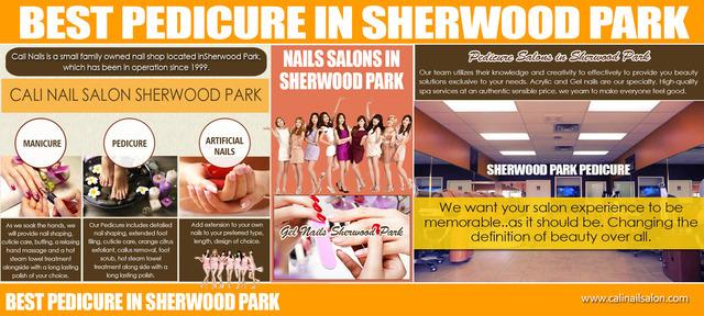 Best Pedicure in Sherwood Park