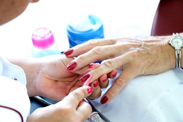 Gel nails sherwood park