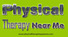 Physical Therapy Clinics Near Me
