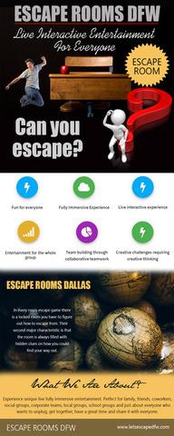 Escape Rooms DFW