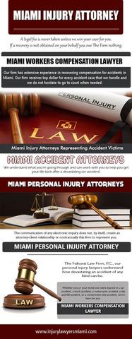 Miami personal injury attorneys