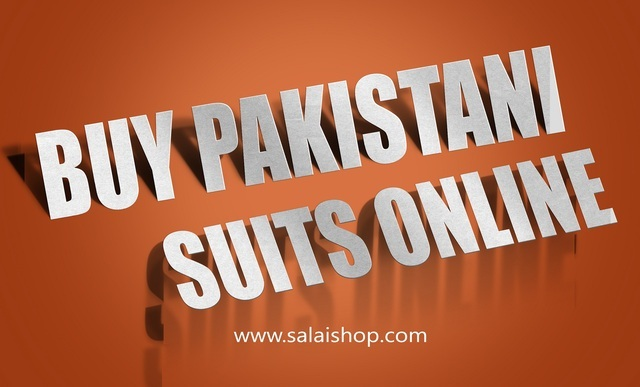 Buy Pakistani Suits Online
