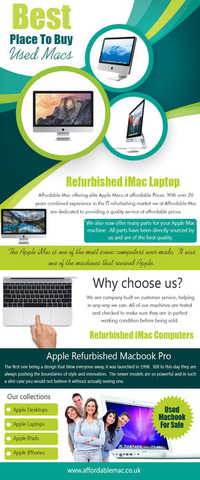Best Place To Buy Used Macs