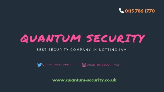 Security company in Nottingham
