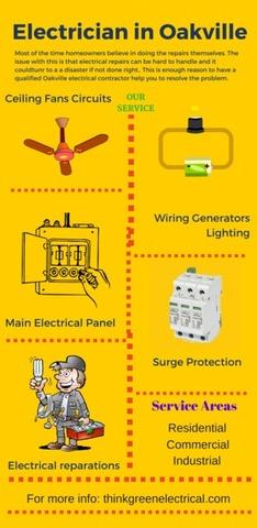 Electrician in Oakville