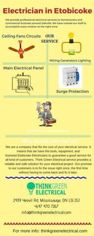 Electrician in Etobicoke