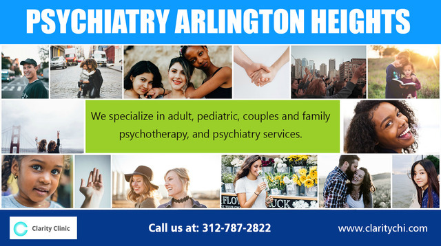Arlington Heights Adhd|https://claritychi.com/