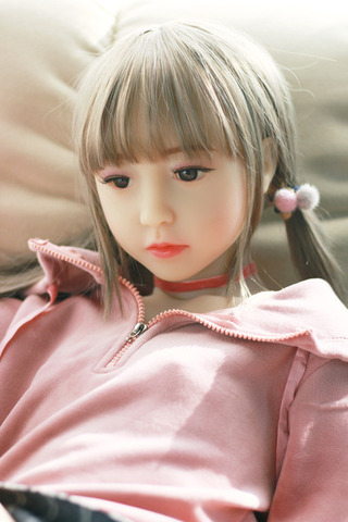 mini sexy japonaise real doll 100cm