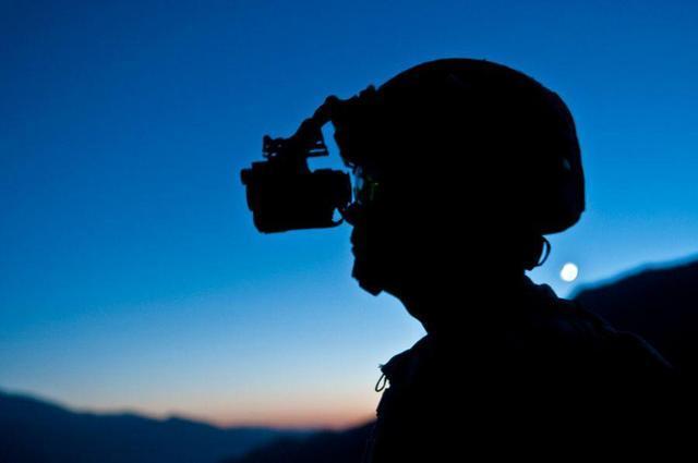 Besoin de une camera de vision nocturne