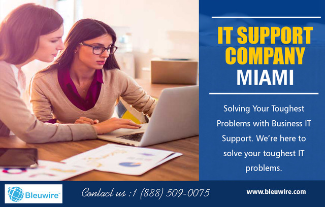IT Support Company Miami