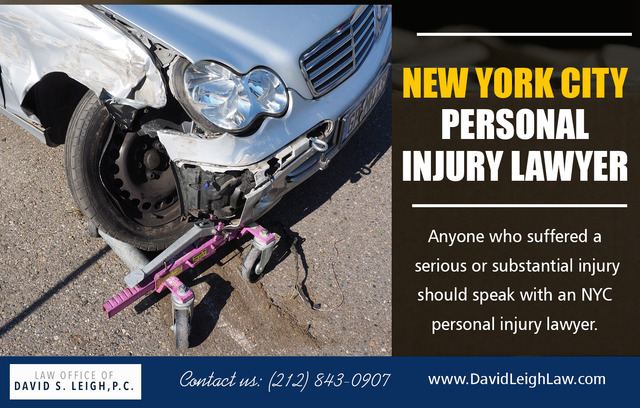 New York City Personal Injury Lawyer