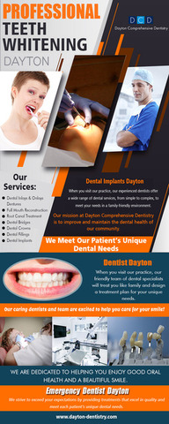 Professional Teeth Whitening Dayton