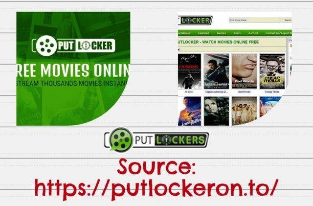 Sites where you can stream free movies and the latest shows