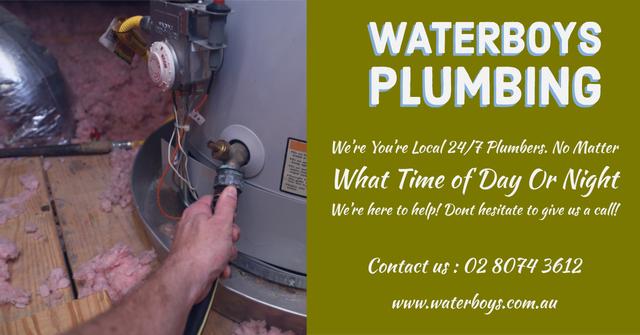 WaterBoys Plumbing