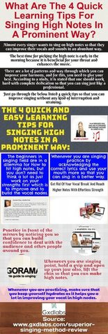 Important tips for singing harmony
