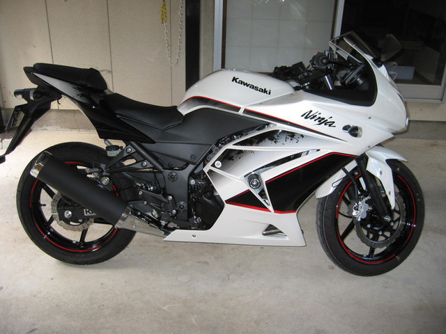 Ninja250R 2011SE